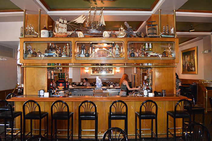 Visit our classic bar!